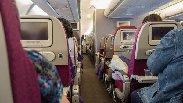 Пара занялась сексом на глазах у пассажиров в летевшем в Мексику самолёте
