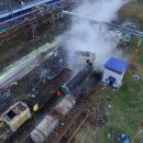 В Иркутской области произошла утечка химического вещества
