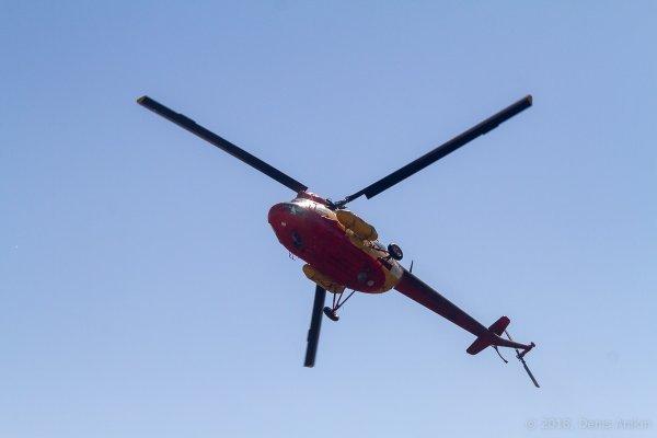 В Ханты-Мансийском автономном округе пилот вертолета погиб в результате жесткой посадки