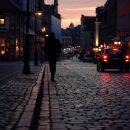 В Новочебоксарске мужчина прогулялся по улице полностью голым