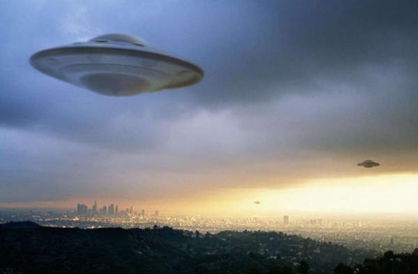 В небе над Смоленском снова запечатлели НЛО