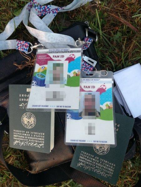Польские пограничники задержали десять африканцев с паспортами болельщиков