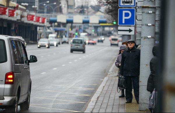 В Нижнем Новгороде женщина выпала из маршрутки прямо на ходу
