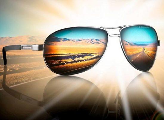 Летняя распродажа солнцезащитных очков