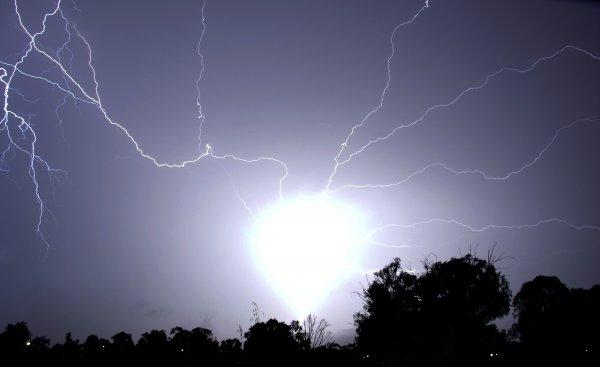 В Приднестровье шаровая молния поразила детский сад
