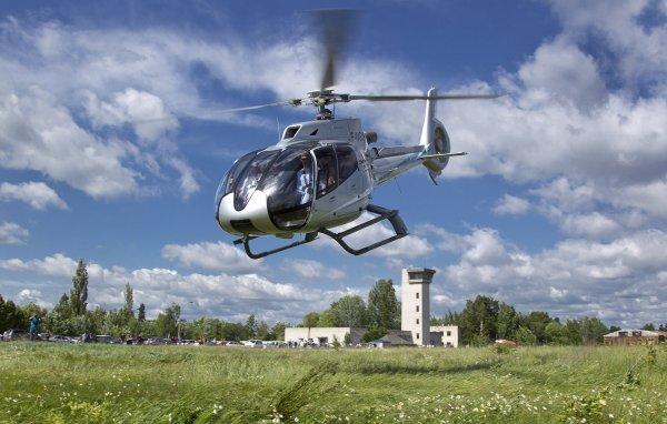 Во Франции налётчик-рецидивист сбежал из тюрьмы на бельгийском вертолете