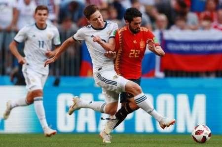 Россия выиграла у испанцев в 1/8 финала ЧМ-2018 по пенальти