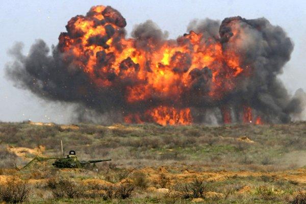 На Украине из-за взрыва на полигоне скончались трое военных