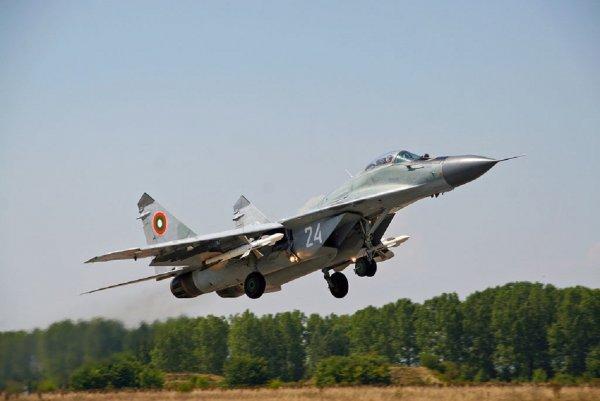 В Польше временно запретили полеты МиГ-29 после крушения