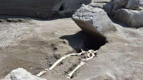 Археологи обнаружили череп самого невезучего мужчины за всю историю