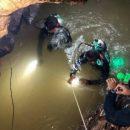 В Таиланде спасли всех застрявших в затопленной пещере Кхао Луанг