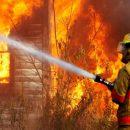 В Воронежской области в ходе пожара погибли учительница и её муж