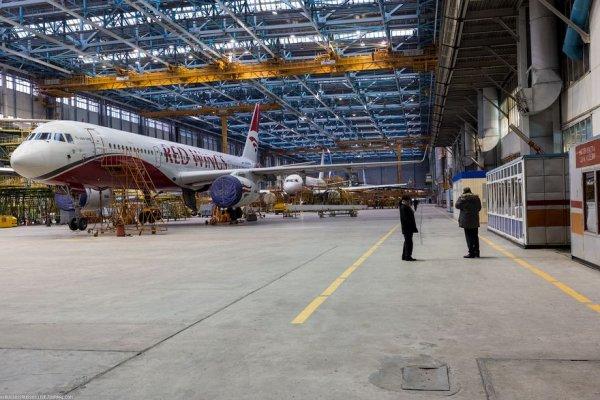 В Ульяновске на заводе погиб 69-летний инженер