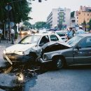 Семь машин разбила пьяная автоледи во Владивостоке