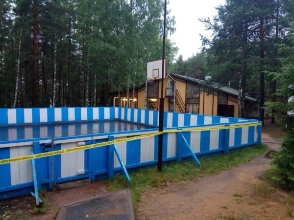 В Ленинградской области на ребенка рухнуло подгнившее ограждение