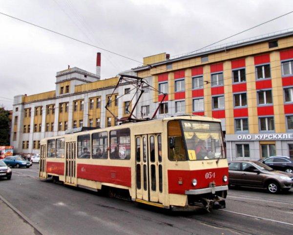 В Курске в результате столкновения двух трамваев пострадали шесть человек