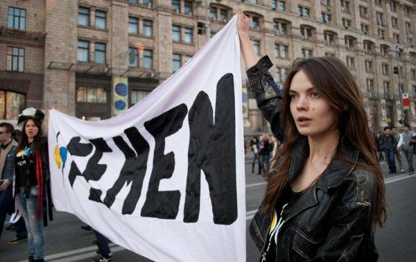 Вы все фейк: Скончавшаяся участница Femen оставила предсмертную записку