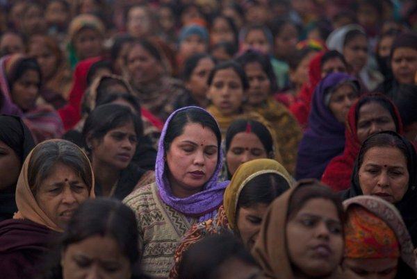 Россиянки, живущие в Индии, разочаровались в индийских мужчинах