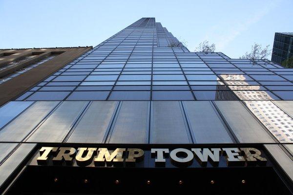 В Нью-Йорке полиция оцепила Trump Tower из-за подозрительного предмета