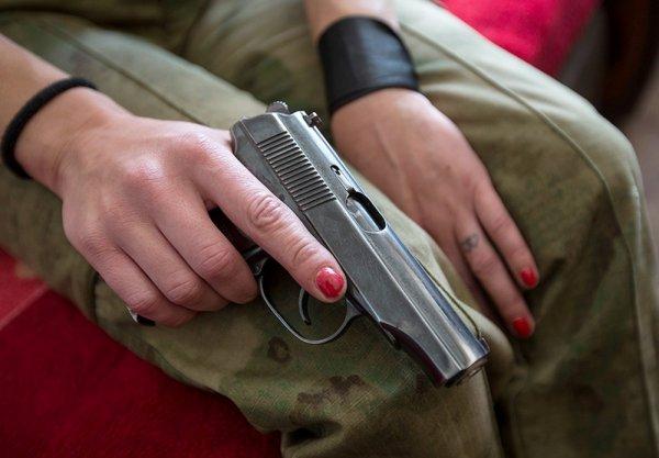 В США старушка застрелила мужа за платную подписку на порно