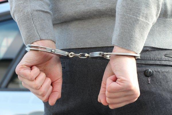 Уральского депутата задержали в центре Москвы