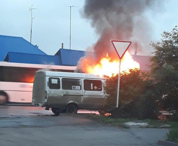 В Белове очевидцы увидели адскую «Газель», ехавшую без водителя