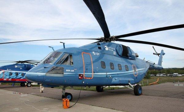 Военный летчик поведал о вероятных причинах катастрофы Ми-8