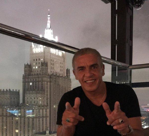 Звезда фильма «Такси» Сами Насери попал в НИИ Склифосовского после драки в Москве