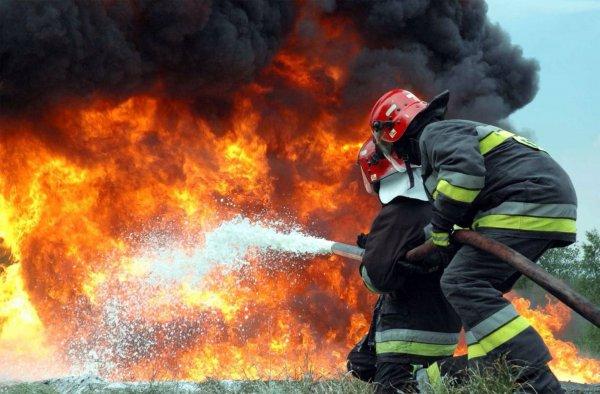 В Германии страшный пожар - пострадали не менее 40 человек