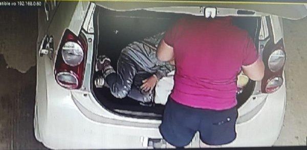 В Якутске реализуют плана «Перехват» из-за видео с ребенком в багажнике
