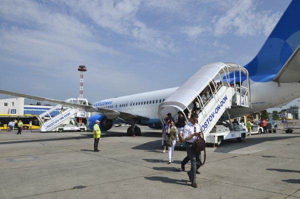 В Ростове экстренно сел самолет из-за смерти пассажирки