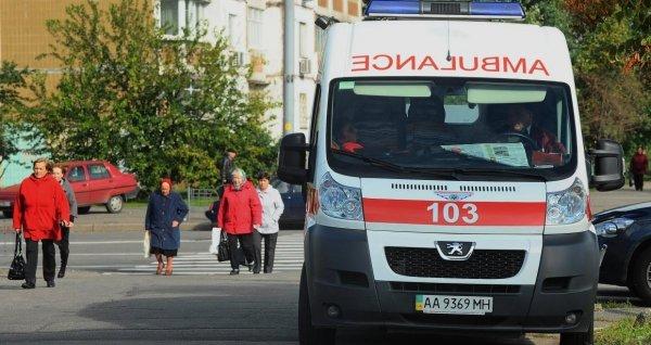 В Харькове пострадали люди в результате взрыва в доме