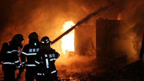 На Тайване крупный пожар в больнице унес жизни 9 человек