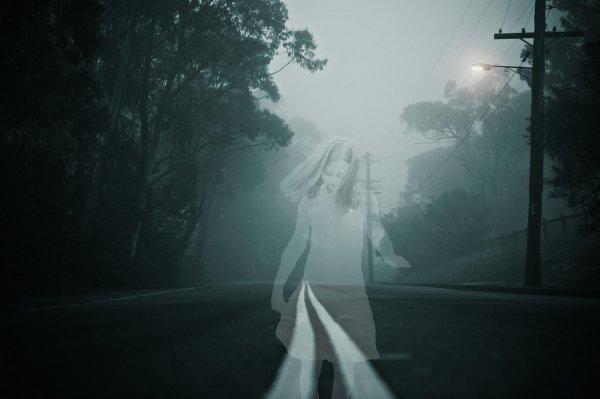 На Филиппинах мстительный призрак пытался спровоцировать ДТП и попал на видео