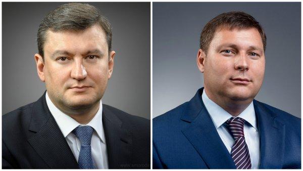 СК России: Из-за полученных взяток задержан мэр Оренбурга