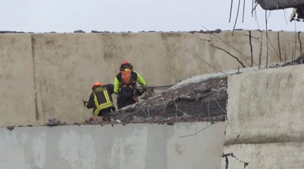 Генпрокурор: Причиной обрушения моста в Генуе является человеческий фактор