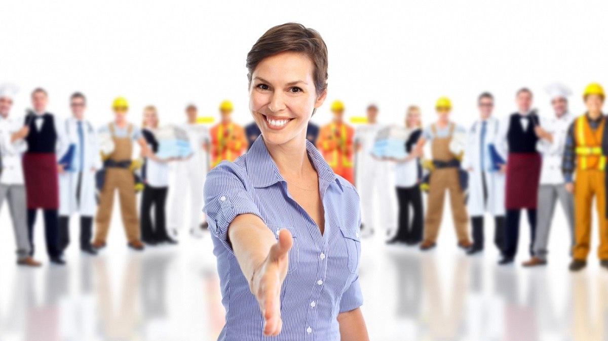 Поиск свободных вакансий за рубежом