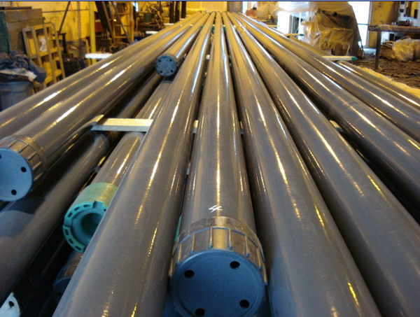 Защита трубопровода антикоррозийными материалами