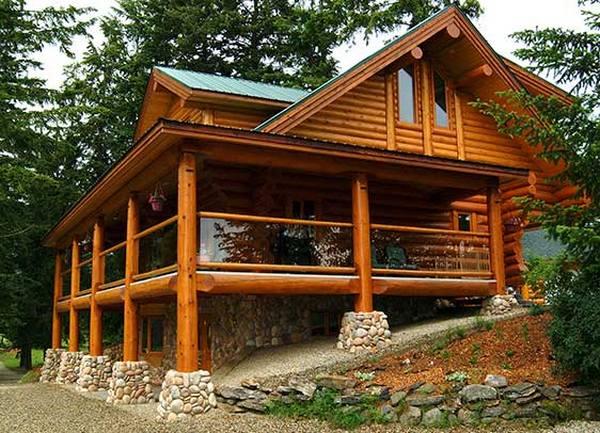 Деревянные дома и бани вашей мечты