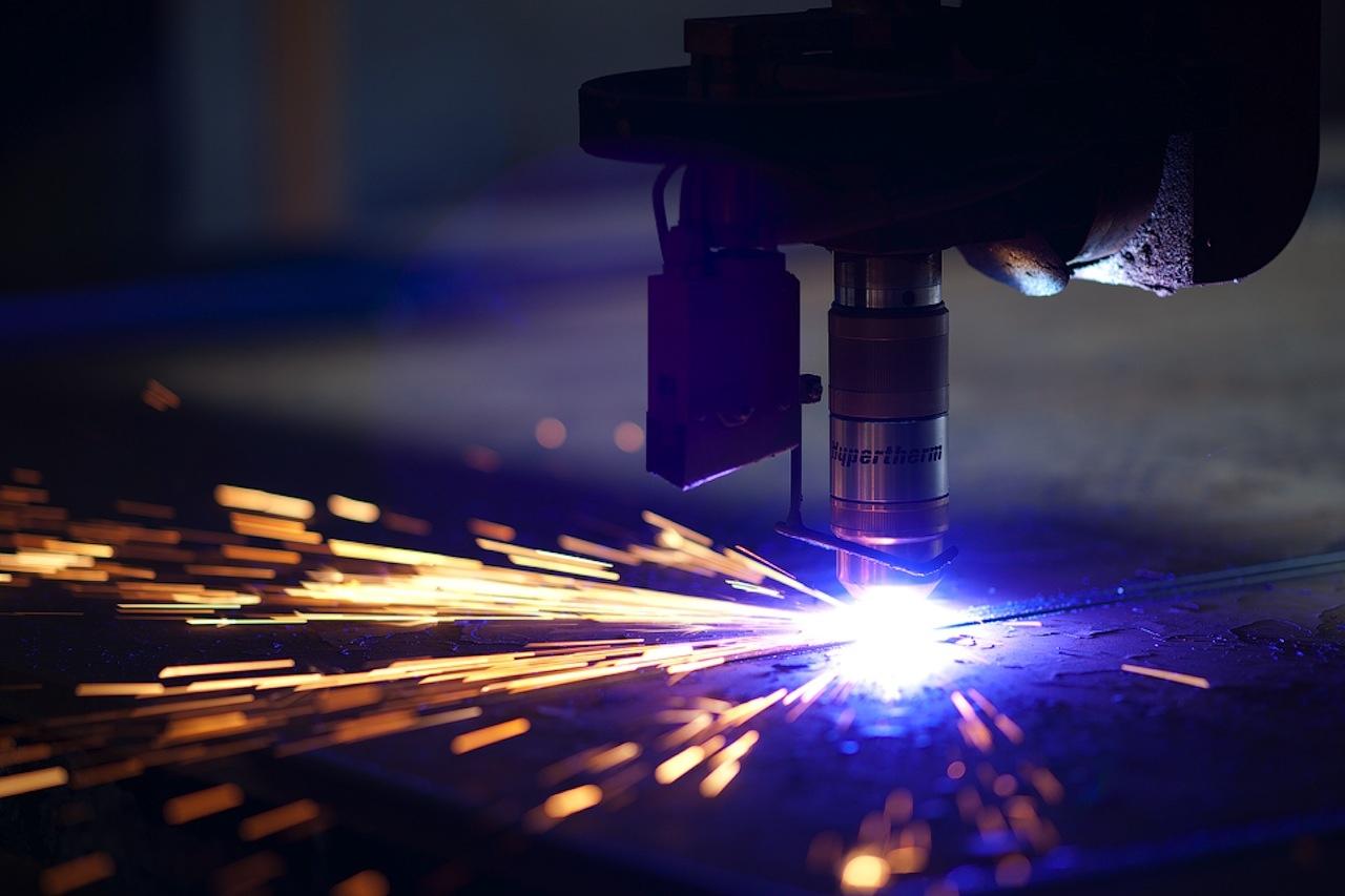 Завод по изготовлению изделий из металла