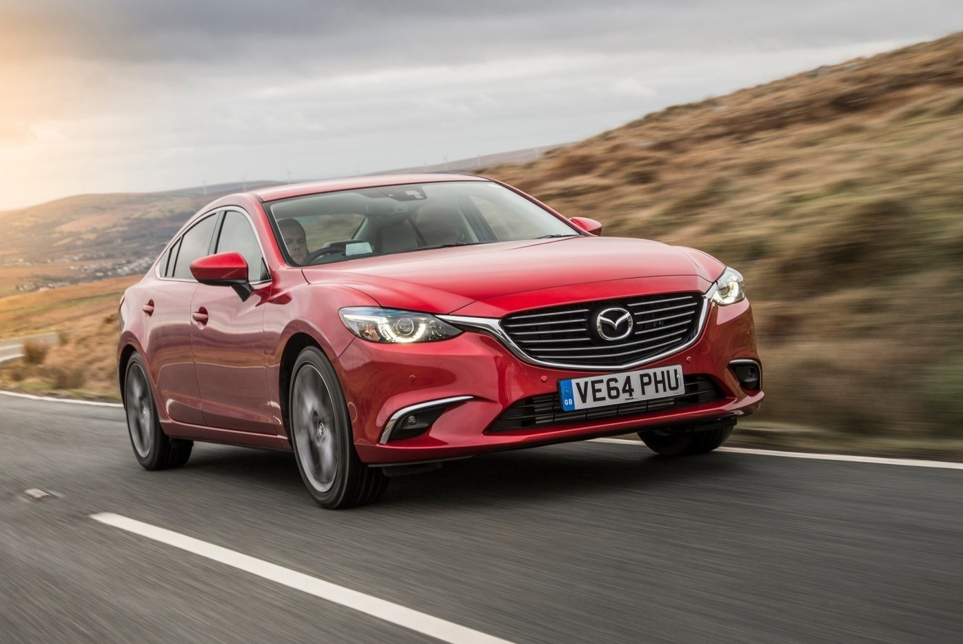 Продажа и сервис автомобилей Mazda