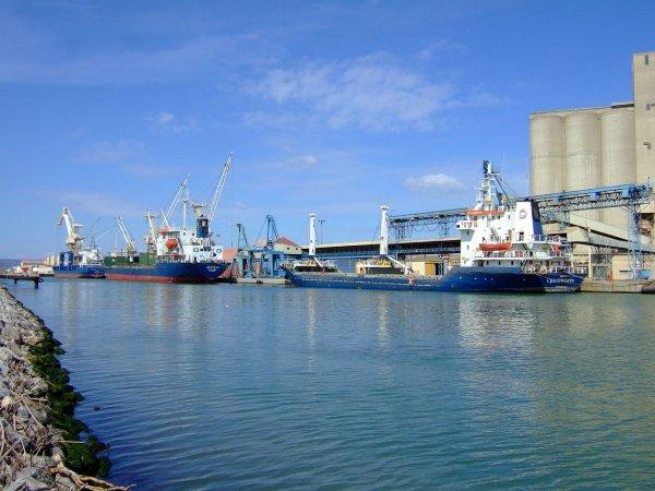 В Дании под арест попало российское судно «Новая Земля»
