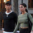 Криштиану Роналду пришел в ярость из-за репортажа о своей девушке