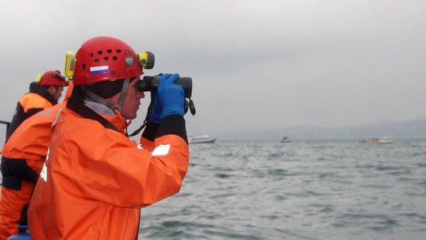 У берегов Крыма спасают экипаж буксира «Шквал»