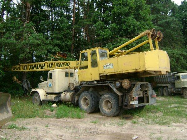 Под Новосибирском крановщик «уронил» дерево на здание