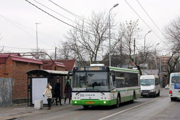 В Ростове полностью голый мужчина проехался в городском автобусе