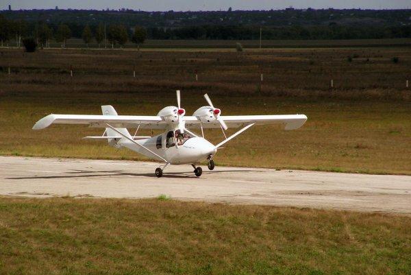 Пилот потерпевшего крушение легкомоторного самолета в Ульяновской области скончался