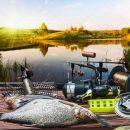 Шикарная рыбалка для всех