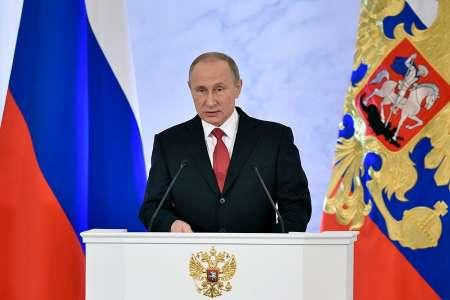 Послание Владимира Путина к Федеральному собранию перенесли на 2019 год
