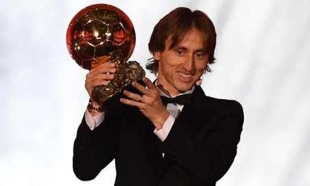 В 2018 году «Золотой мяч» получил полузащитник мадридского «Реала» и сборной Хорватии Лука Модрич